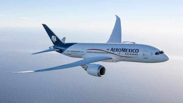 @Aeromexico abre las trasmisiones de TV en tiempo real con @CNN y @sport24live