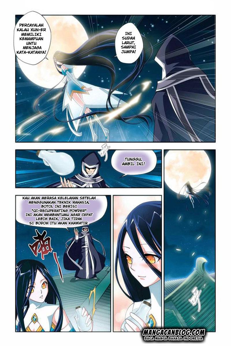 Battle Through Heaven Chapter 18-5