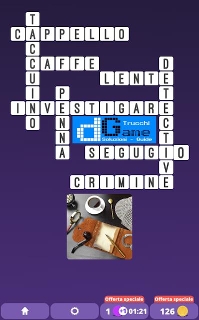 Soluzioni One Clue Crossword livello 24 schemi 13 (Cruciverba illustrato)    Parole e foto