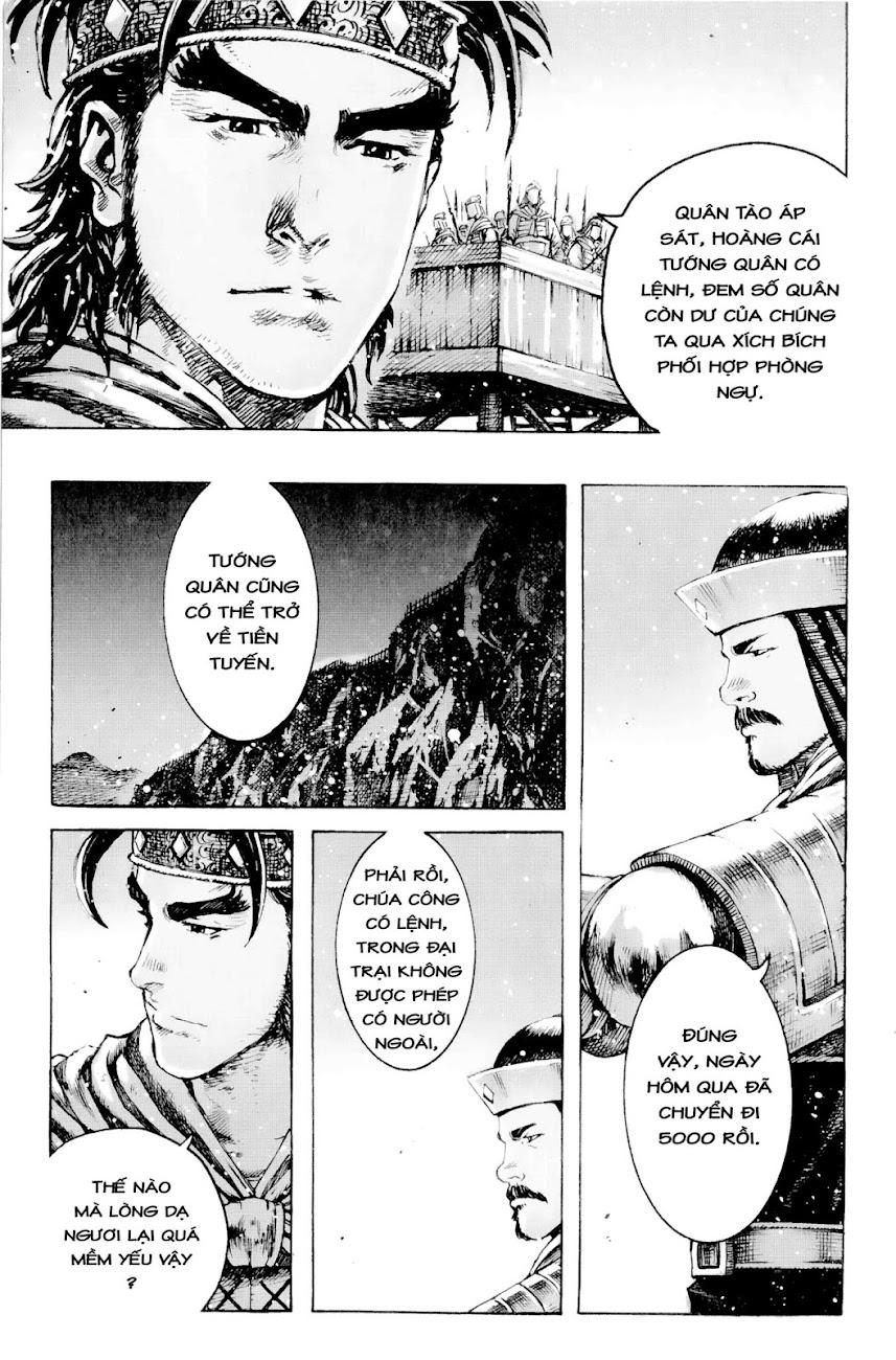Hỏa phụng liêu nguyên Chương 404: Đệ nhất tiểu tướng [Remake] trang 3