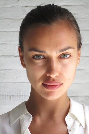 Irina Shayk Ungeschminkt