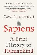 men's book club review Harari Sapiens