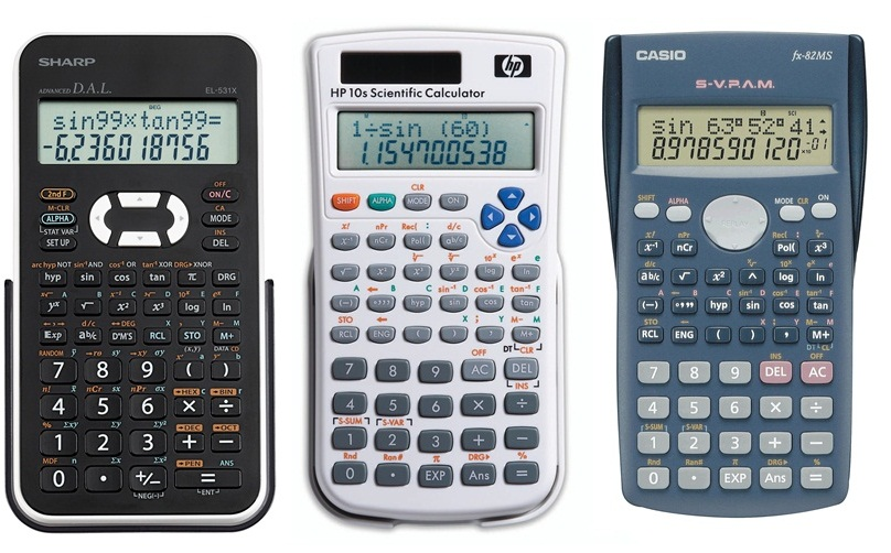 how to use fractions with hp 10s calculator