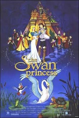 La Princesa Cisne (1994) | 3gp/Mp4/DVDRip Latino HD Mega