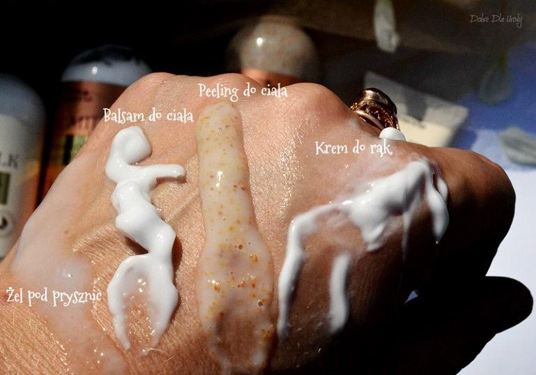 Joanna Botanicals for Home Spa Oat Milk - linia kosmetyków do ciała z Mleczkiem Owsianym