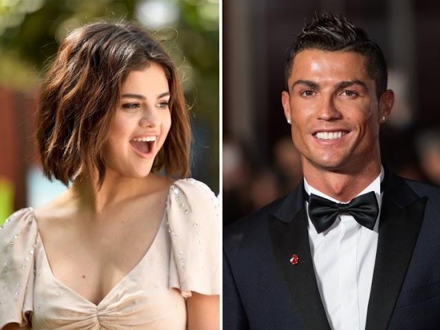 Ronaldo ve Selena Gomez Arasındaki Takipçi Yarışı Kızıştı