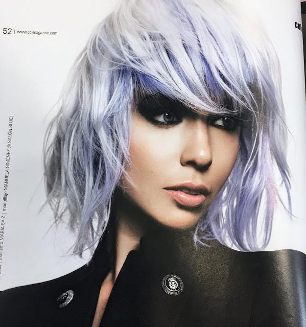 Salón Blue By Raquel Saiz, Peluquería, Hair Style, QHair, Style Master, Revlon, Maquillaje