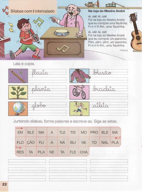 Um Jeito de Aprender Caligrafia C