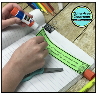 If you need Paragraph Writing Activities and Writing Prompts for the entire year and want your students to practice writing in a meaningful way then you MUST read this blog post. It explains how to teach paragraph writing, provide daily practice, and will improve student writing in no time at all.