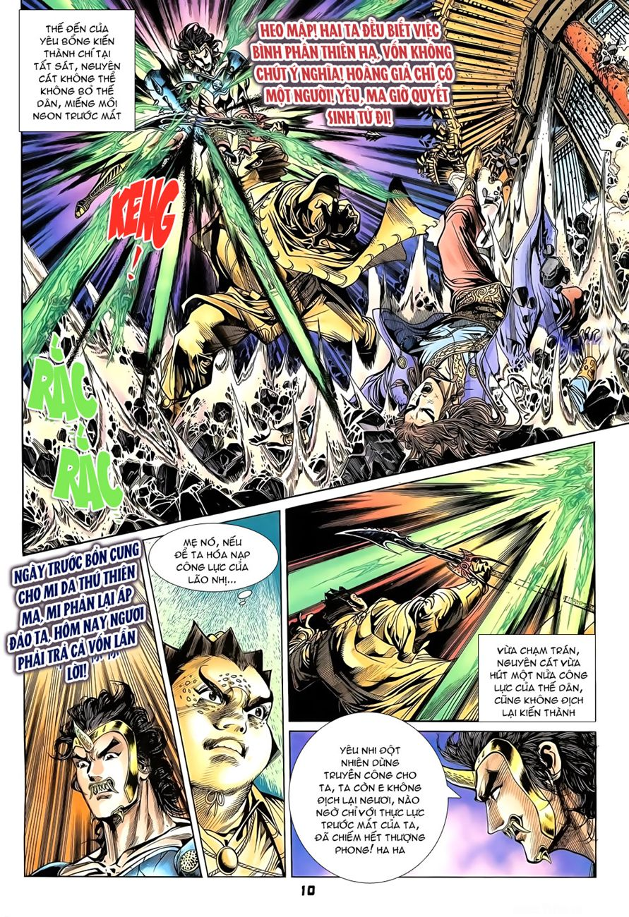 Đại Đường Uy Long chapter 79 trang 17