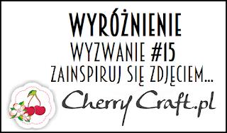 Wyróżnienie w CherryCraft