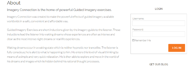 complete online source for powerful guided imagery exercises
