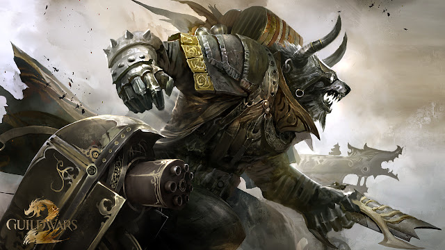 Charr Engineer, de Guild Wars 2