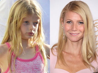 Gwyneth Paltrow & Apple Martin