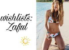 Bikini wishlists - Zaful