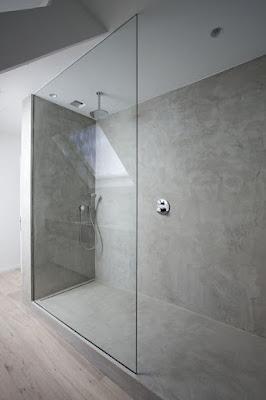 ห้องอาบน้ำหรูขนาดเล็ก