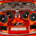 Sound System for Cars