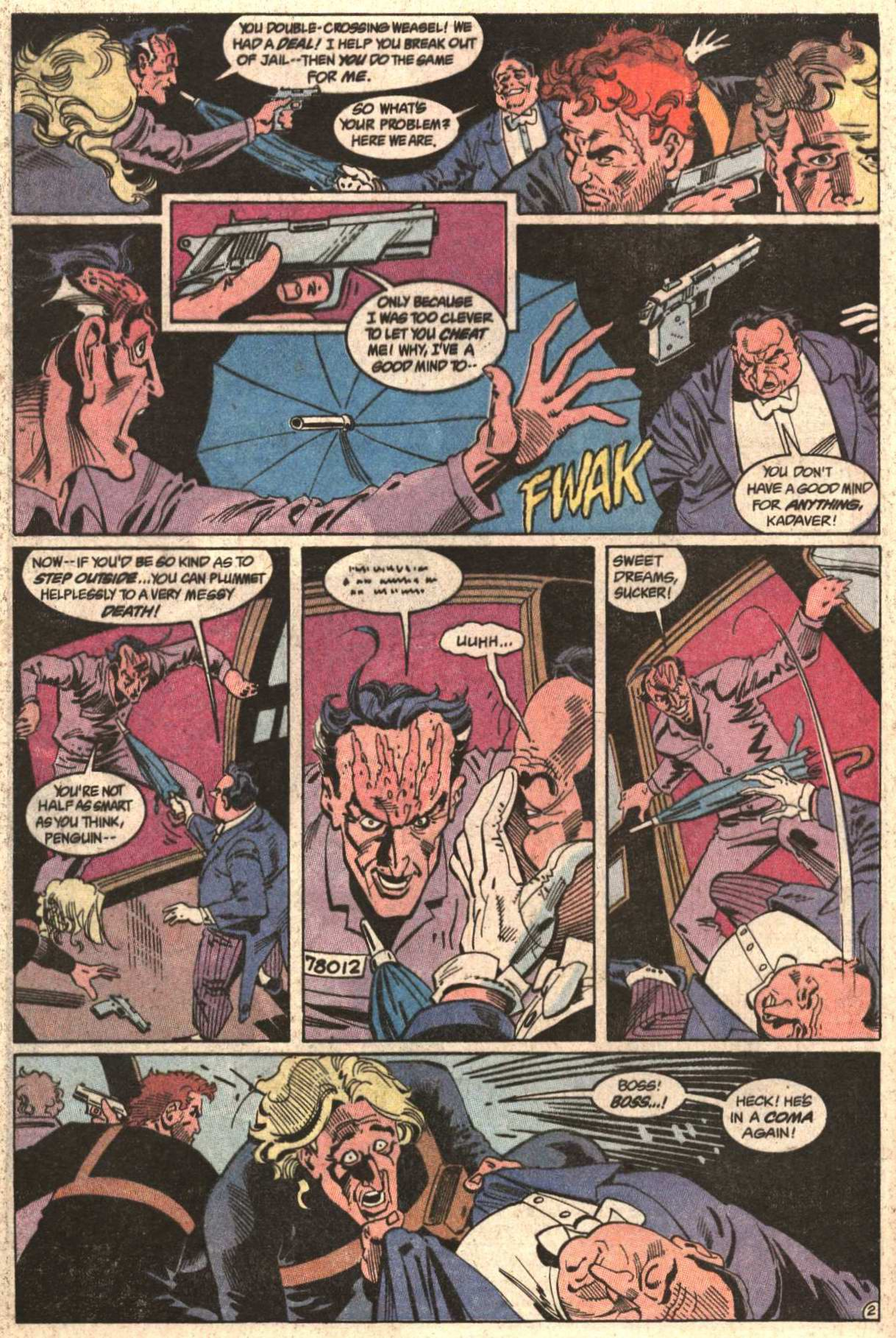 Detective Comics (1937) 611 Page 2
