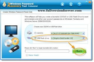 Offline Windows Password & Registry Editor