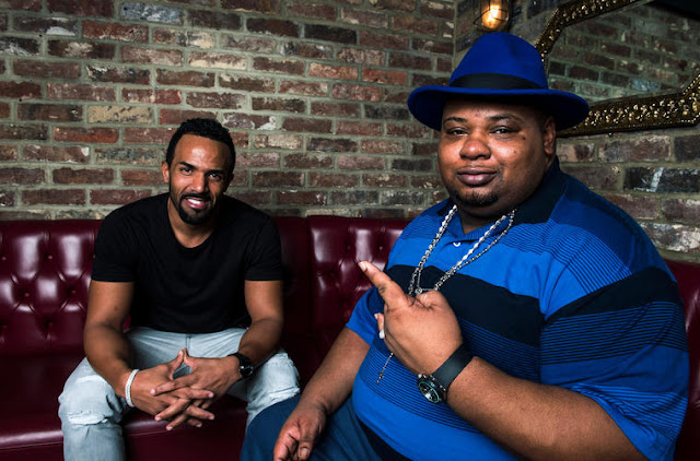 "BIG NARSTIE & CRAIG DAVID'S ""WHEN THE BASSLINE DROPS"" GOES GOLD! 400,000 UNITS SOLD"