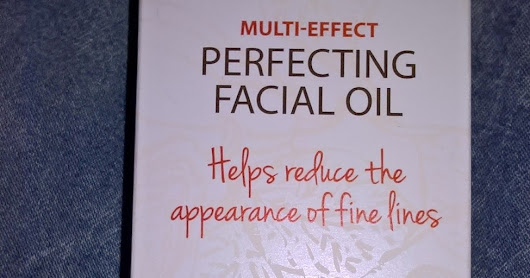 Palmer's ''Perfecting Facial Oil'' Serum do twarzy