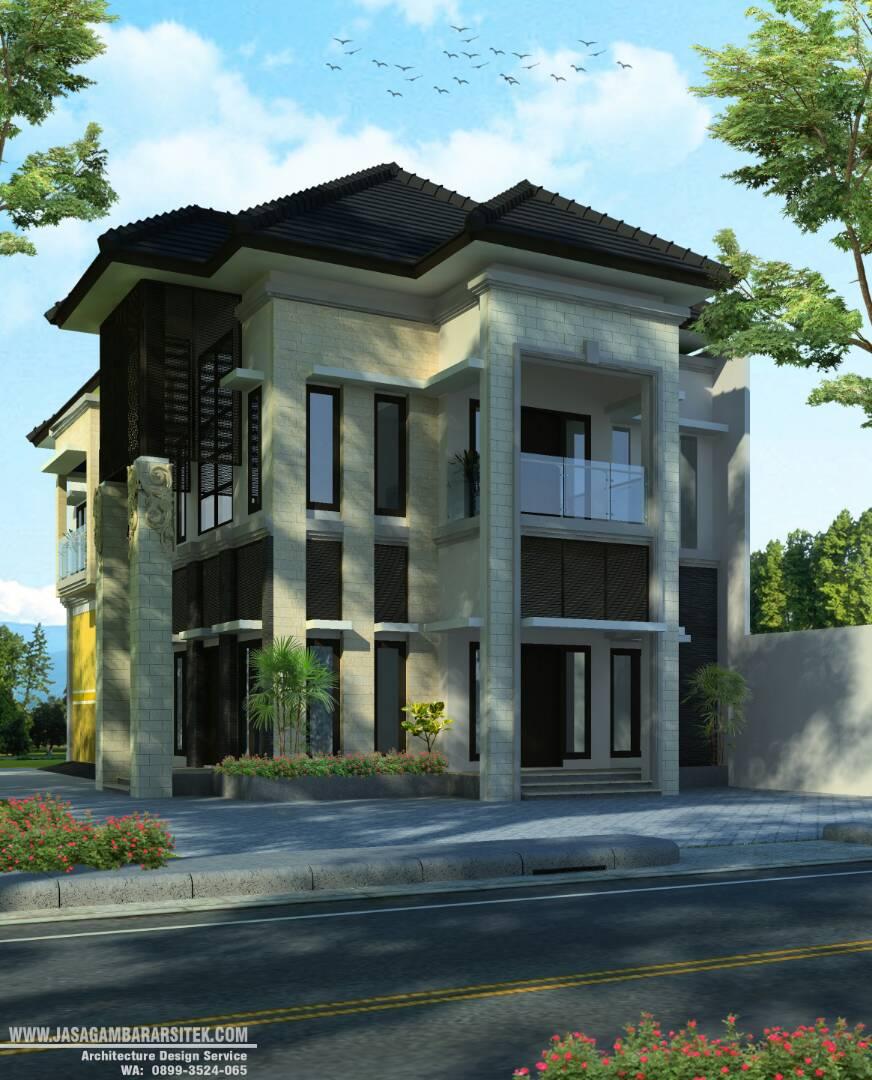 Contoh Karya Jasa Desain Rumah: Layanan Jasa Gambar Arsitek
