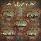 Top 5 - 08/2012 bei Szuflada
