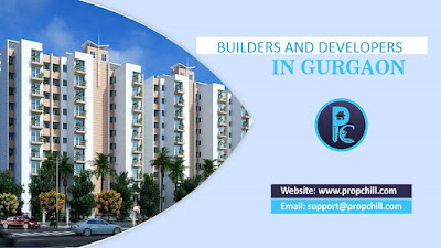 http://www.propchill.com/builders/residential-builder-list-gurgaon