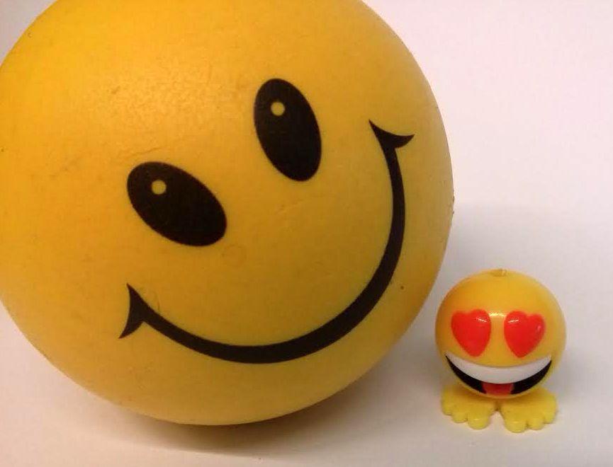 hoe voel ik me vandaag met smiley