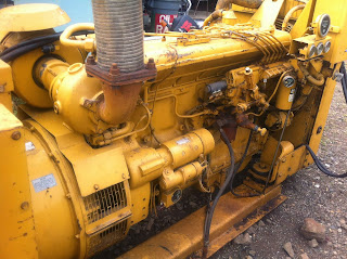 3306, CAT, caterpillar, marine, used, ship,