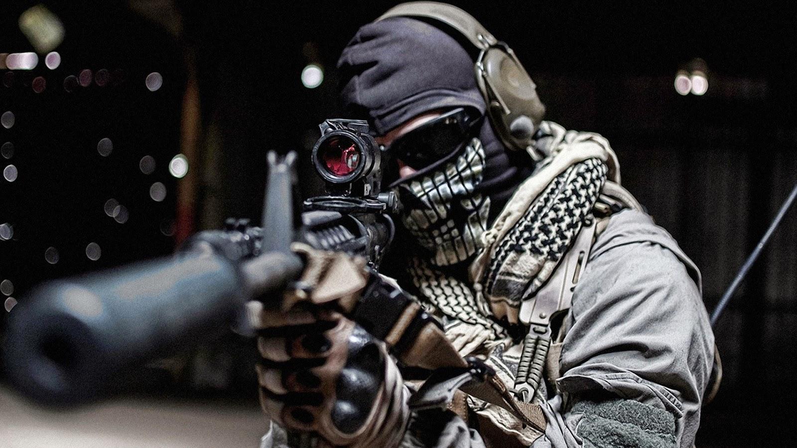 تحميل لعبة  نداء الواجب Call of Duty: Ghosts 2014 - تحميل العاب