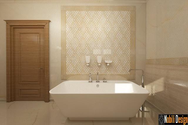 Gresie si faianta Italia - Amenajare baie casa clasica Constanta