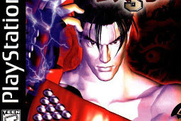 Download Tekken 3 PS1 High Compress