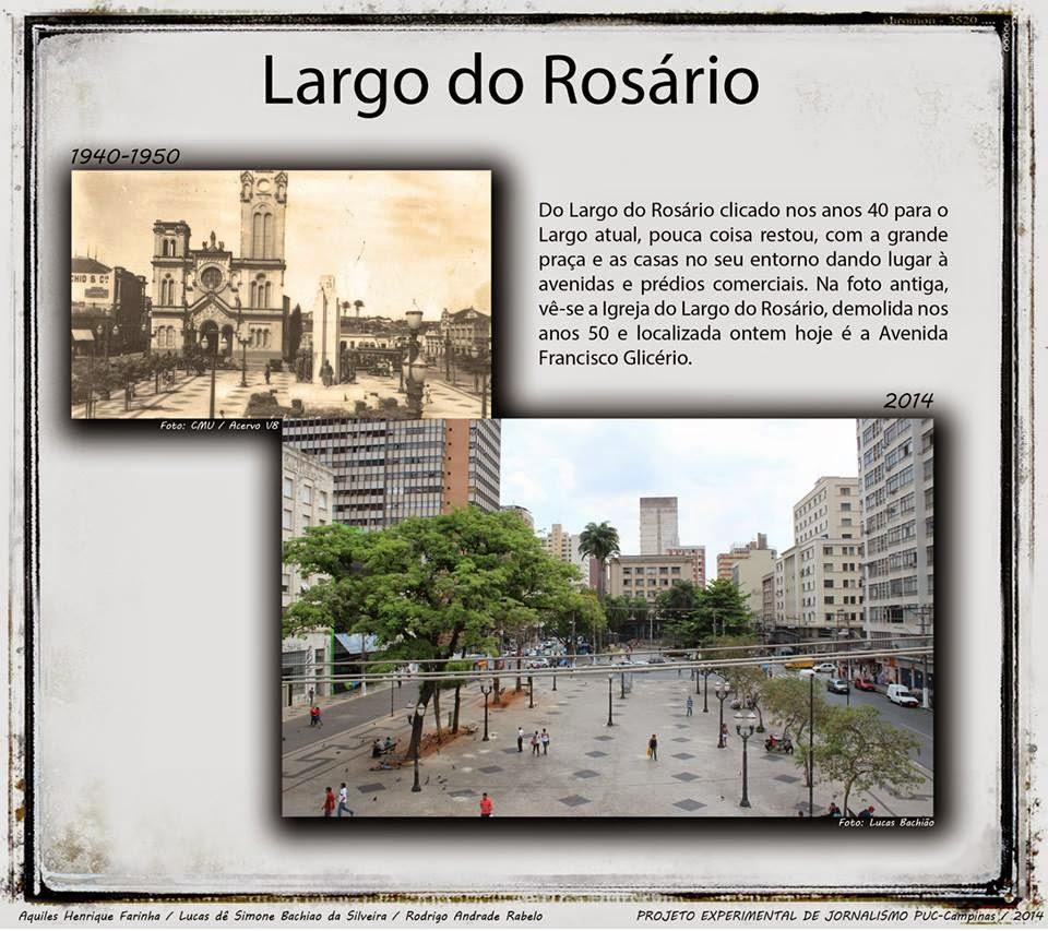 Largo do Rosário Campinas