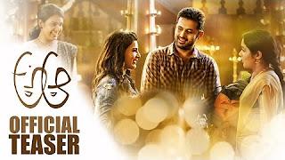 A Aa Official Teaser __ Nithiin __ Samantha __ Trivikram Srinivas __ Mickey J Meyer