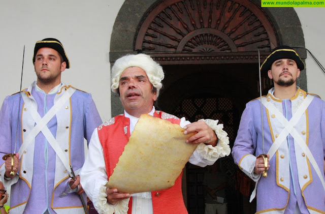 El Ayuntamiento de Santa Cruz de La Palma recuerda que el 27 de septiembre finaliza el plazo de inscripción para varias actividades de la Bajada de la Virgen