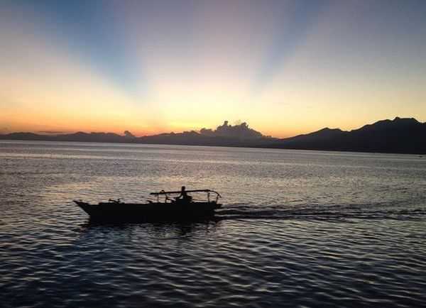 Teluk Maumere Nusa ternggara Timur