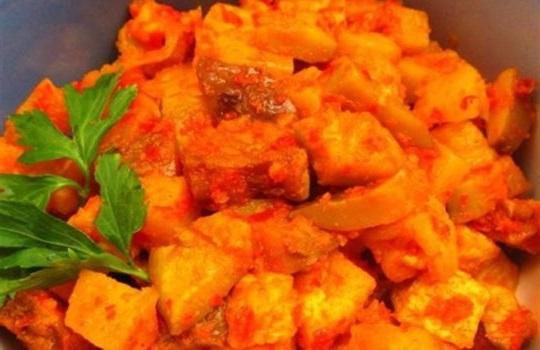 resep sambal goreng kentang sederhana