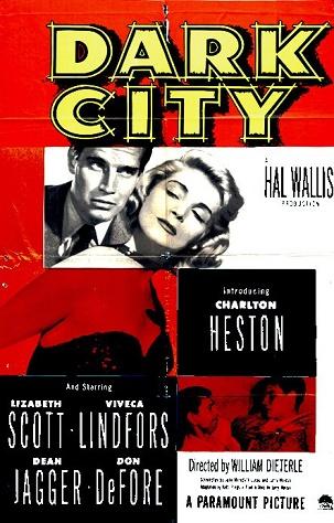 Thành Phố Đêm Tối - Dark City