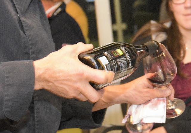 Wein Winter auf Langeoog