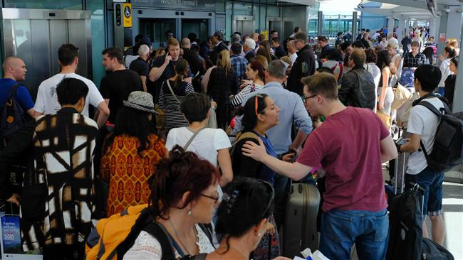 British Airways flights grounded due to global system outage