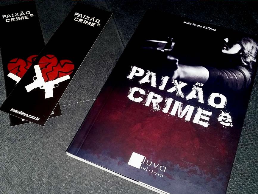 Livro Paixão e Crime