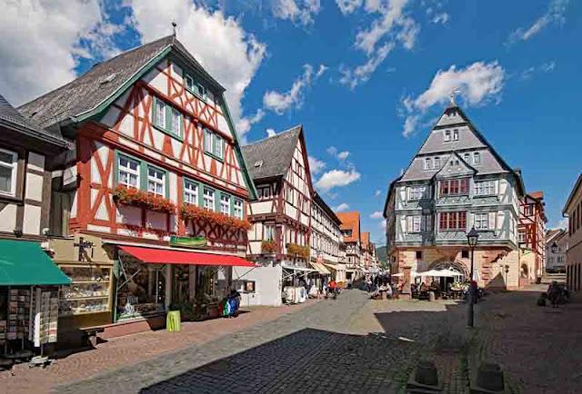 Miltenberg na Alemanha