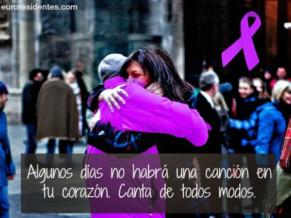 frases de apoyo para el cancer de mama