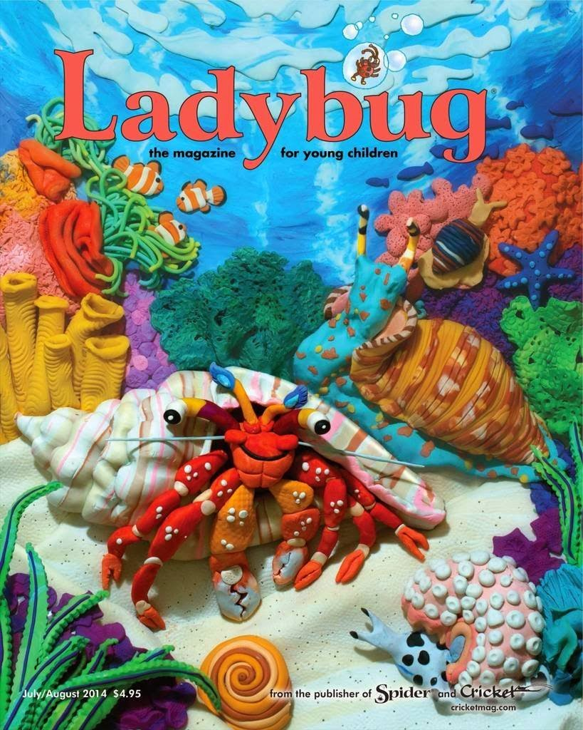 Ladybug Magazine featured in list of best magazines for preschoolers