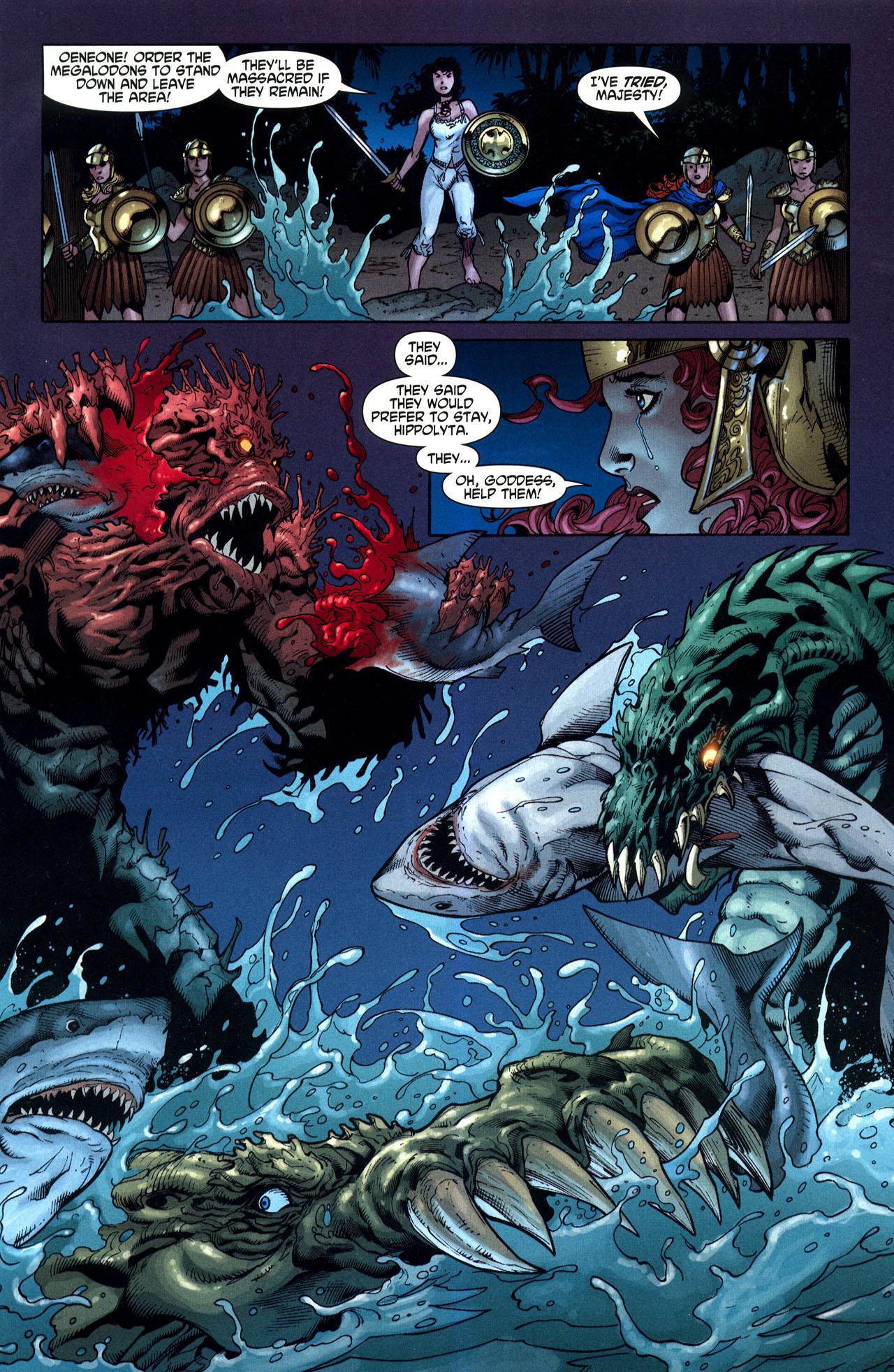 Read online Wonder Woman (2006) comic -  Issue #33 - 8