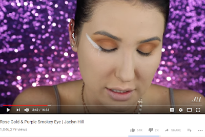 Jaclyn Hill Tutorial  Powder Instead of Tape