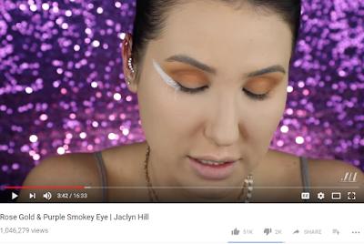 Jaclyn Hill Tutorial  Powder Instead of Tape