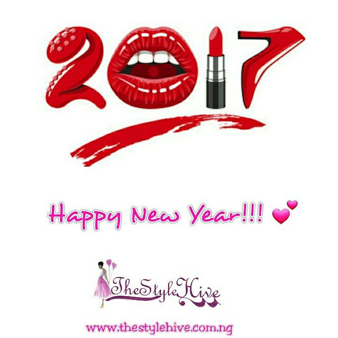 It's 2017!!! - Happy New Year FamBam!