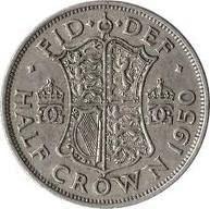 half a crown: big money!